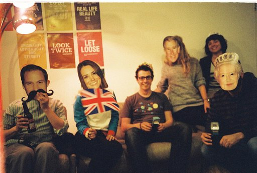 Recap: Portraits of a King with @ Lomography Gallery Store East London
