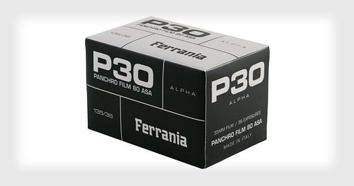 The New P30 B&W 35mm Film from FILM Ferrania