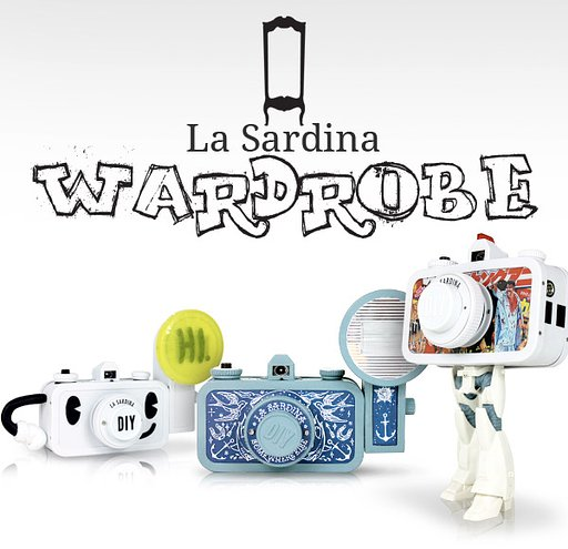 La Sardina Wardrobe - Die Magie des Do It Yourself
