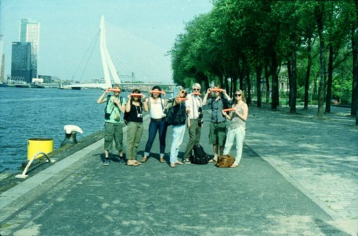 A lovely Lomowalk in Rotterdam