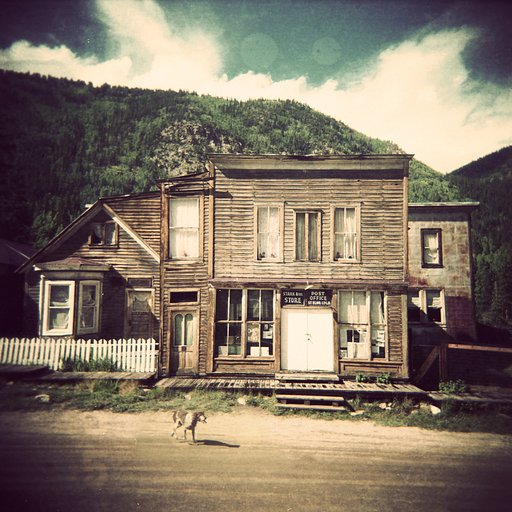 St. Elmo: A Preserved Ghost Town in Colorado