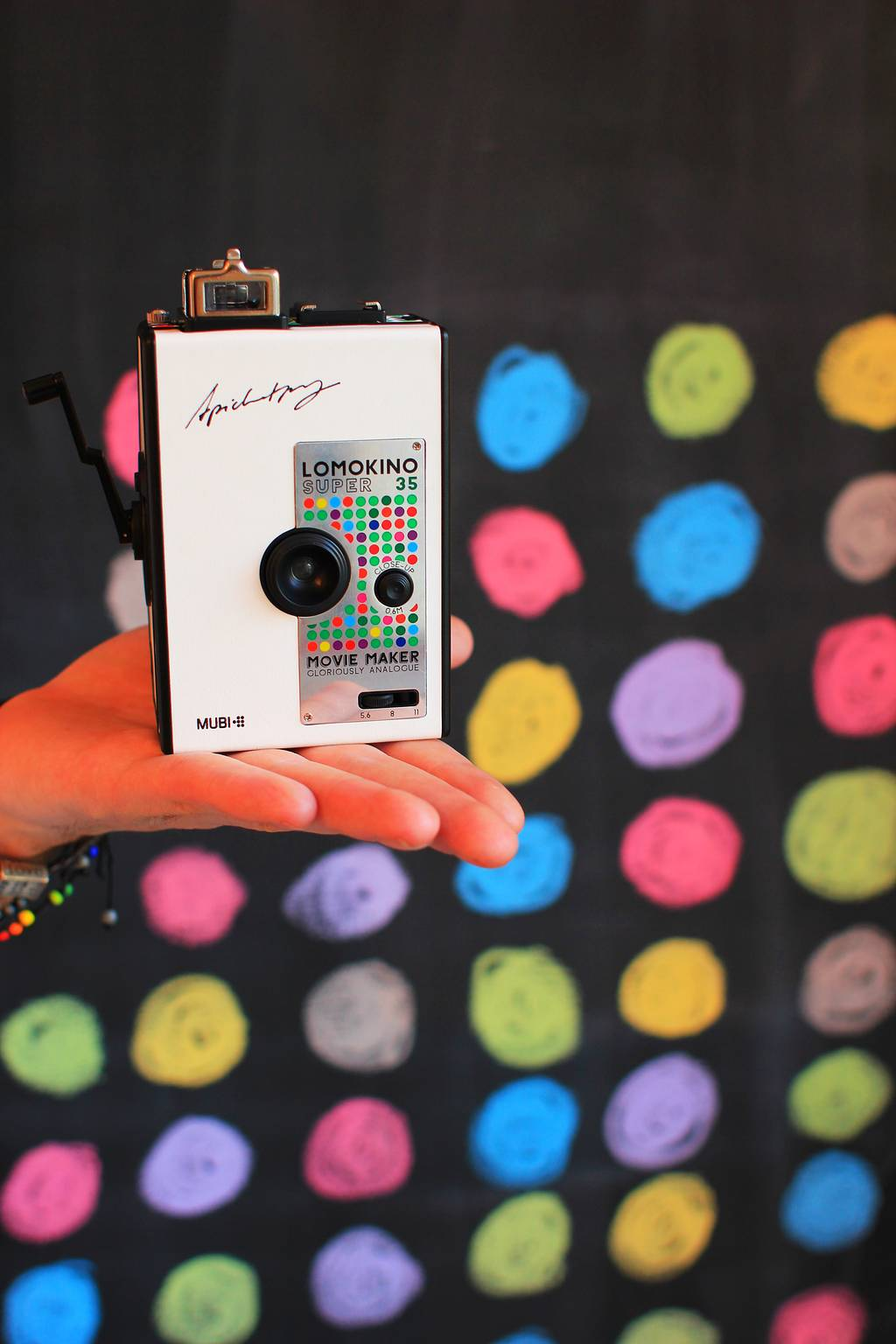 ASHES @ Lomography Gallery Store Berlin – The Great LomoKino Mubi Launch in the Rear View Mirror