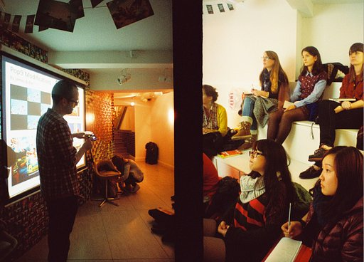 Recap of Lesson 3 in the School of Lomography London: Tipsters for Hipsters