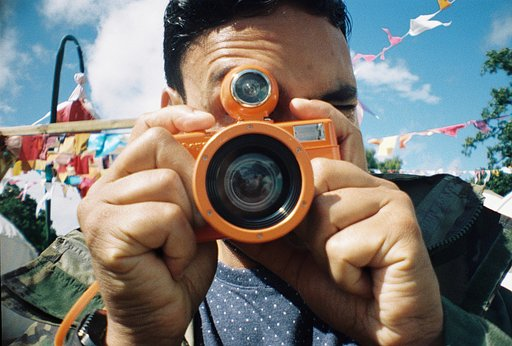 Saturday Studio: Lomography Workshops at the Wellcome Collection
