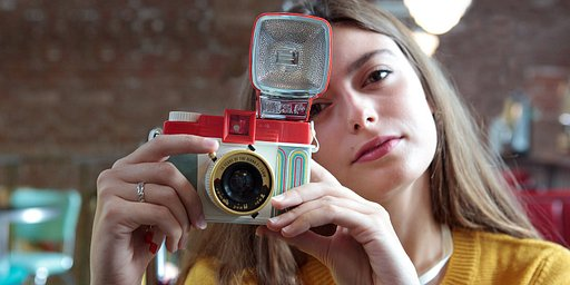 Celebrate 10 Dreamy Years with the Diana F+