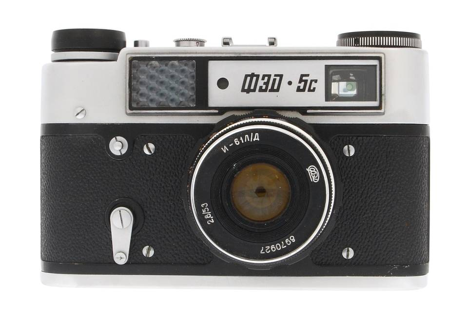 FED 5 - Russian Rangefinder Love!