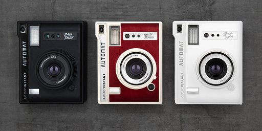 Do It All with the Lomo'Instant Automat!