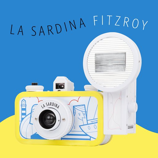 Make a Splash with the La Sardina Fitzroy!