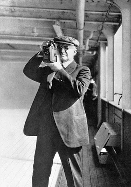 Today in History (1888): George Eastman receives patent for his roll film camera and registers the Kodak trademark