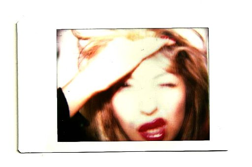 LomoAmigo Zara Martin shoots with the Diana + Instant back!