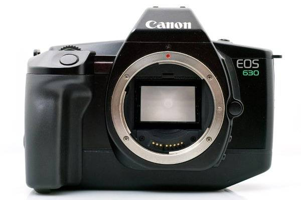 Canon EOS 630: The Perfect Camera for Everyday Life
