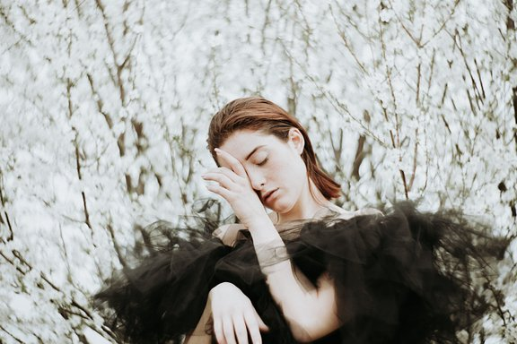 Spring Melancholies, a Photographic Project by Paola Blondi