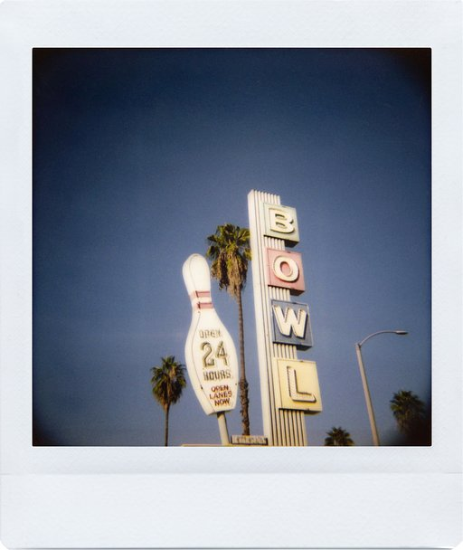American Squares: Leah Frances tests the Diana Instant Square