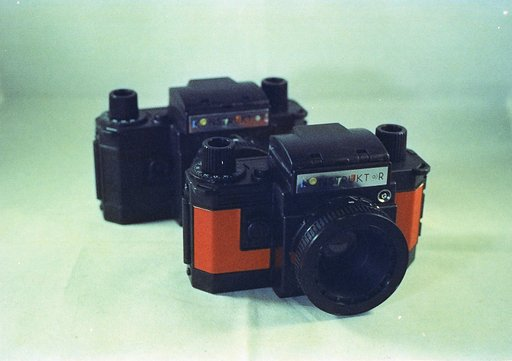 The Lomography Konstruktor F and the Konstruktor Flash Accessory Kit: Born to Be Together