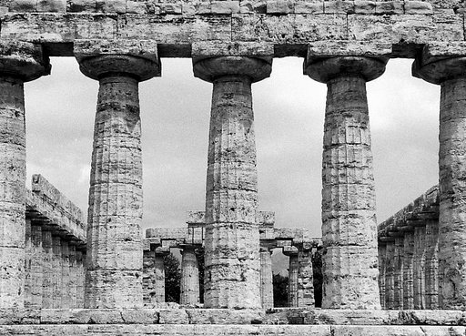 A Salute to the Masters: Paestum (A Tribute to Serge Moulinier)
