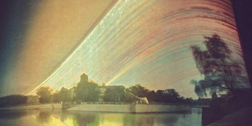 Playing Around with Pinholes and Sunlight: Solargraphy Project by Kasia Kozińska