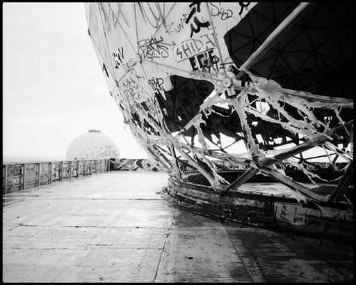 Teufelsberg: The Architecture of Espionage