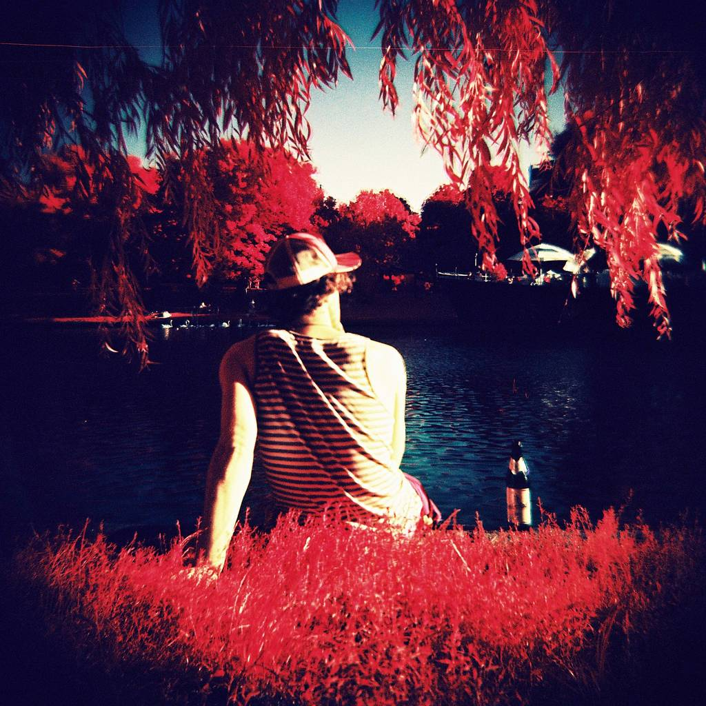 Kodak Aerochrome: Red Hot Analogue Passion
