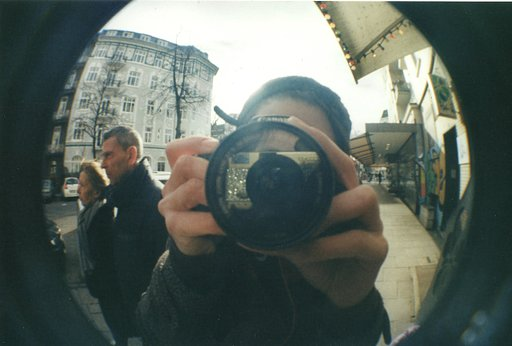Love at First Lomo: How I Fell in Love with My Lomo Fisheye