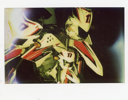 Instax 210 Wide Multiple Exposure