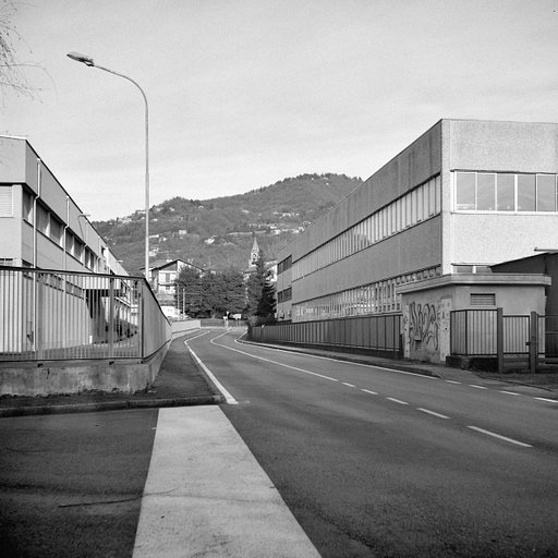 A Salute to the Masters: The New Suburbs (A Tribute to Robert Adams)