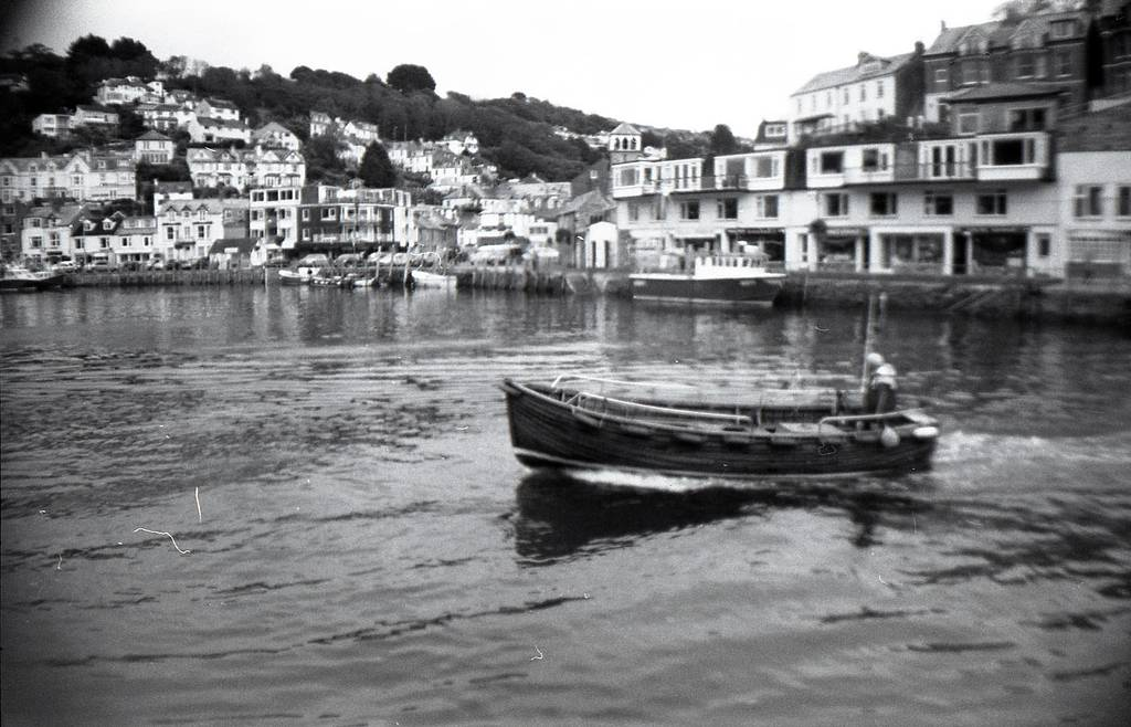 Cornwall in Black and White