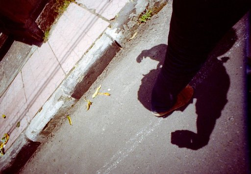 My Analogue Days: Super Solo Photo Walks