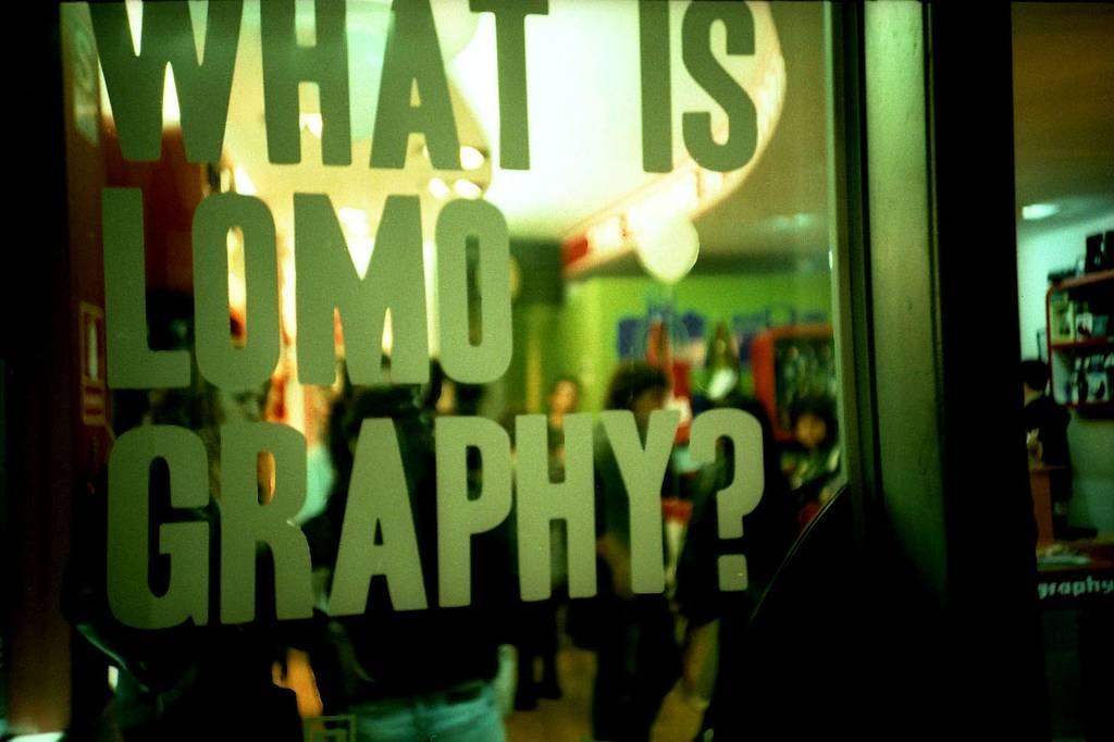 Lomography Embassy Store Lima Opening Party Recap