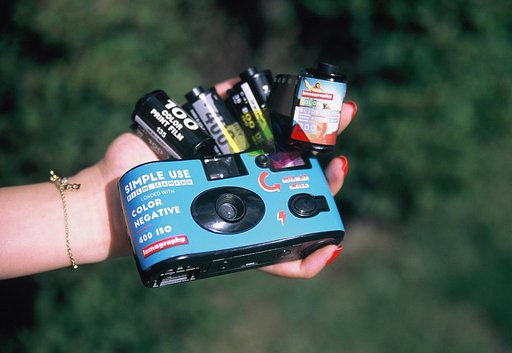 Simple Use Film Camera ile Yeni Başlangıçlar!