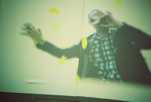 Keep It Unreal with LomoAmigo Mr. Scruff