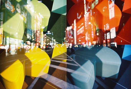 "《Lomography 25周年》12/2(土)Tokyo meets Vienna ""Double Exposures"" フィルムスワップワークショップ!"