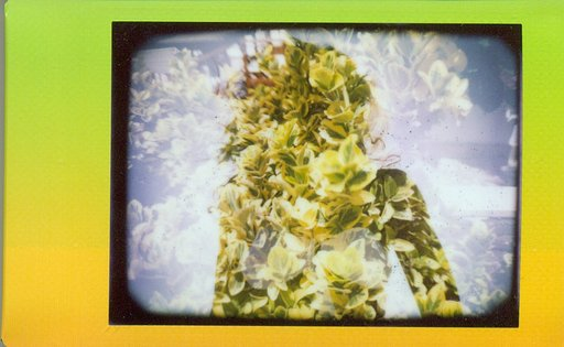 Prachtige doubles en multiple exposures met  de LC-A Instant Camera