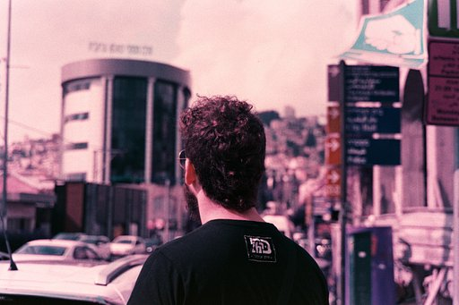 Around the World in Analogue: Purple Nazareth