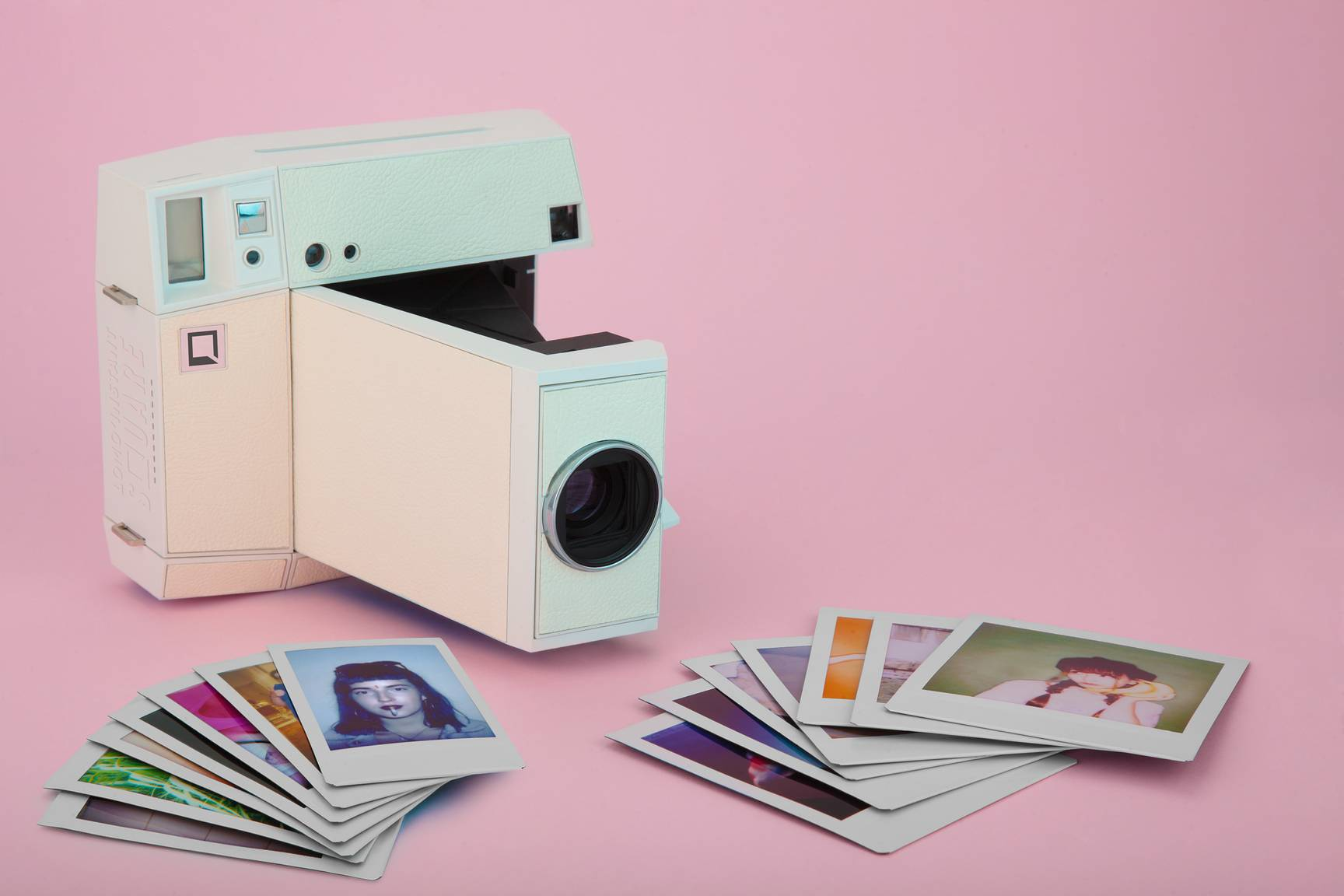 Big News: the Lomo'Instant Square is Now a Multi-Format