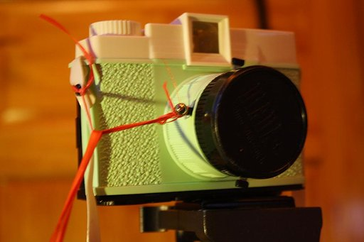 DIY Cable Release for the Diana F+