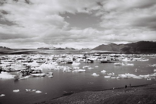 Jökulsárlón - In the Land of Fire and Ice