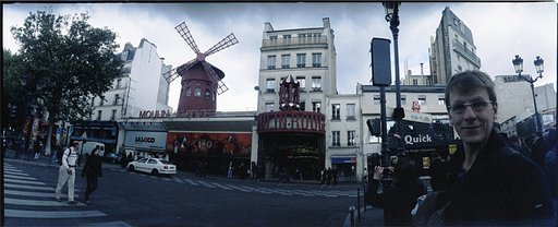 Pigalle and The Moulin Rouge:  A Day Trip Continued!