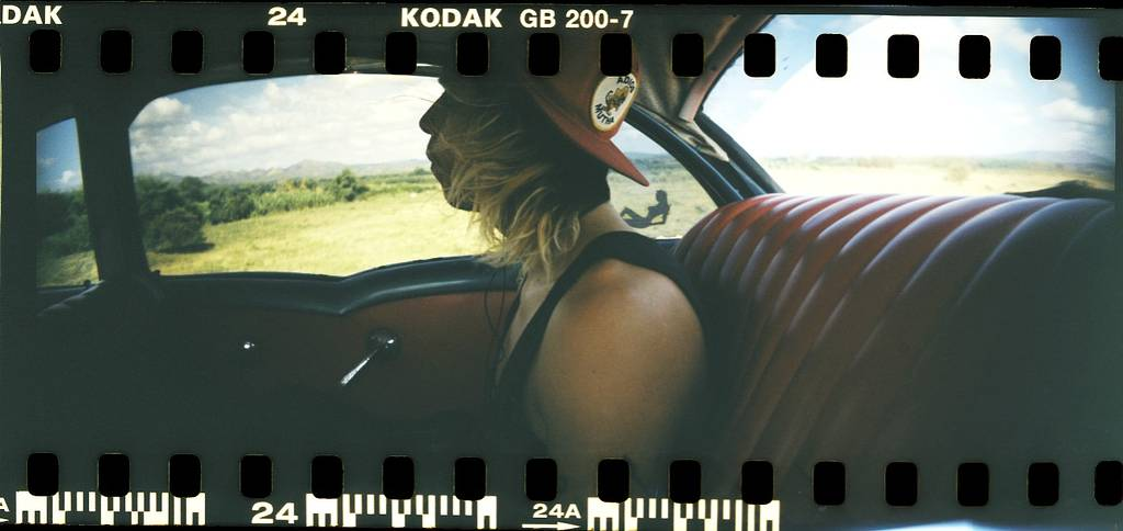 LomoAmigo on the move : New Sprocket Rocket Shots from Kate Bellm