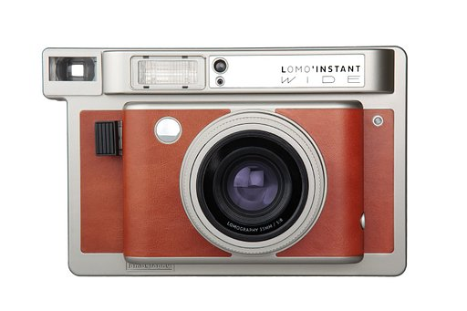 Go crazy, go wide, and get it instantly with the Lomo'Instant Wide Central Park!
