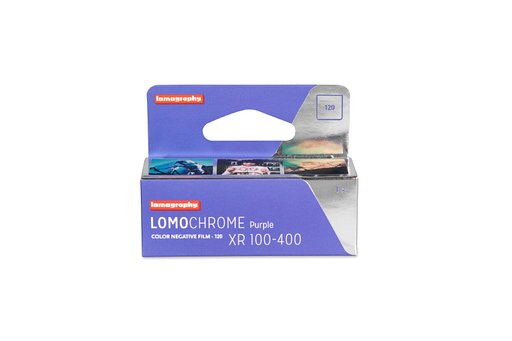 Color Your Analogue World with LomoChrome Purple!