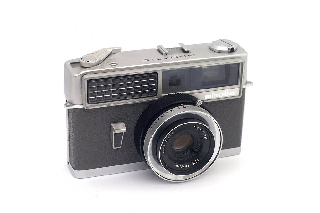 Lomopedia: Minolta Hi-Matic