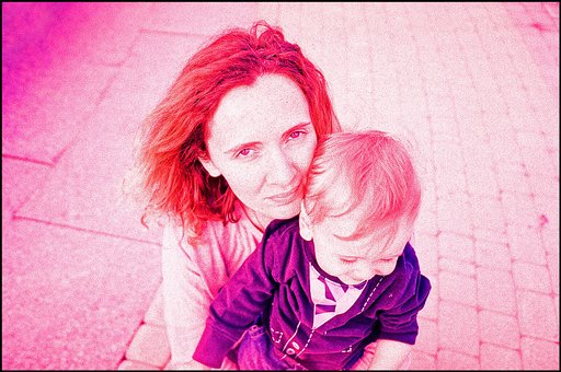 The Lomography Hipshot Showdown: Happy Mother's Day, Mom!