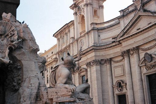 Around the World in Analogue: Rome, Italy