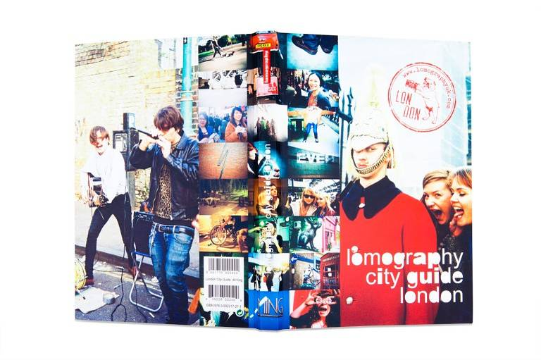 Daily Picks from the Sales Section: Lomography City Guide London