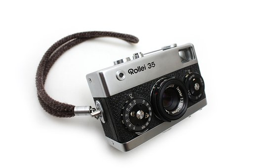 The best mechanical compact  - ROLLEI 35/35S