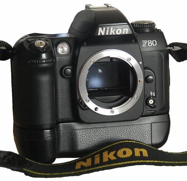 Nikon F80: Using This Camera is CHEATING !