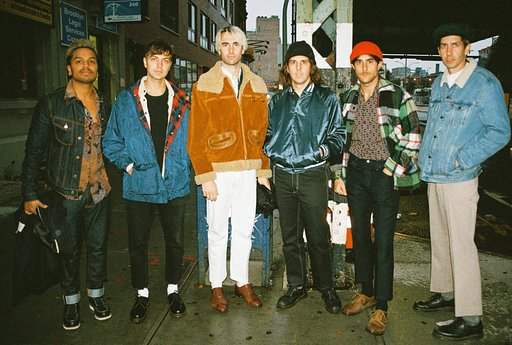 Lomo Backstage: Halfnoise in New York City