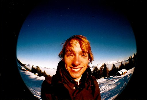 My First Lomo Affair: Mrmaart and His Fisheye No. 2
