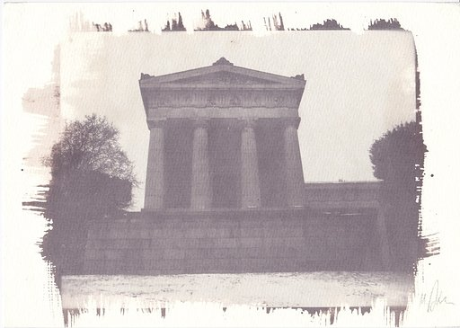 Alternative Processes: How to Make Salt Prints