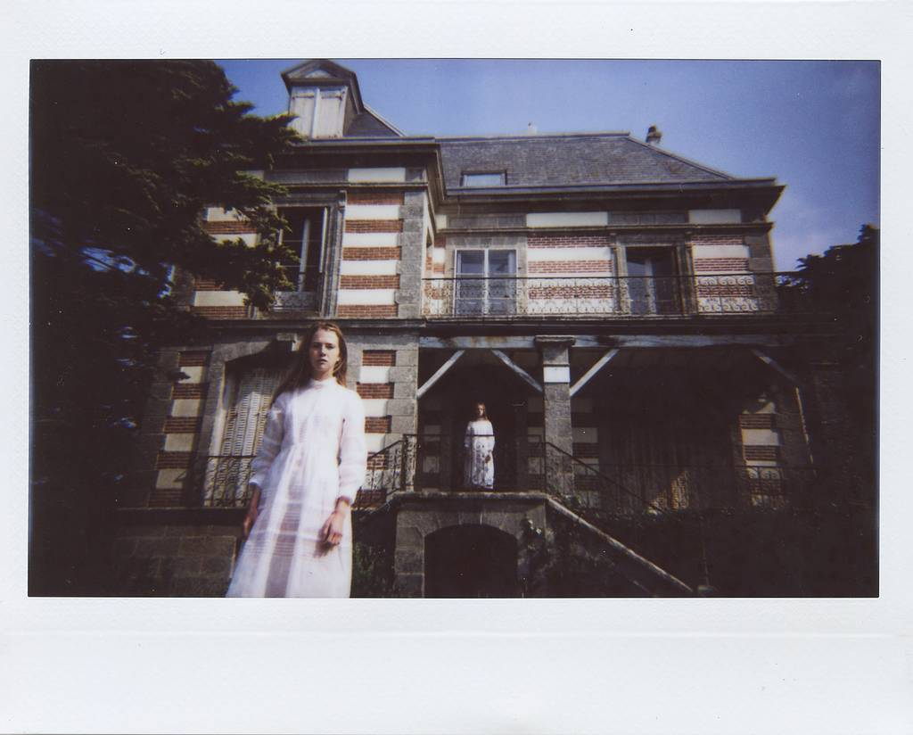 Between Past and Present: Lucie Sassiat Explores Ker Marie with the Lomo'Instant Wide